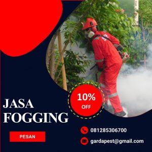 Jasa Fogging Nyamuk di Bandung